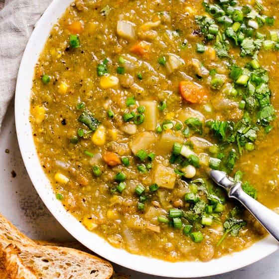 lentil-vegetable-soup
