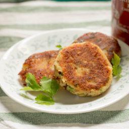 Veg Crunchy Kabab